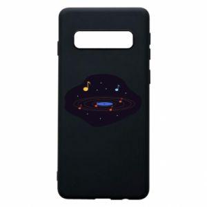 Etui na Samsung S10 Muzyczna galaktyka