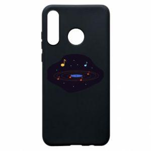 Etui na Huawei P30 Lite Muzyczna galaktyka