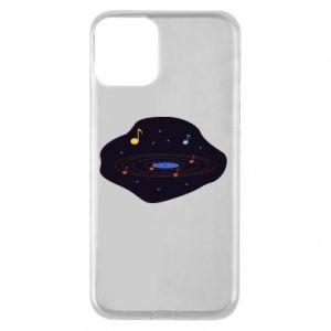 Etui na iPhone 11 Muzyczna galaktyka