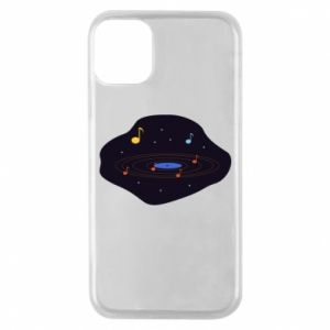 Etui na iPhone 11 Pro Muzyczna galaktyka