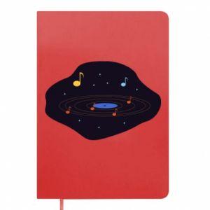 Notes Muzyczna galaktyka