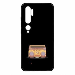 Xiaomi Mi Note 10 Case Music is my life