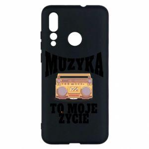 Huawei Nova 4 Case Music is my life