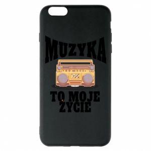 iPhone 6 Plus/6S Plus Case Music is my life