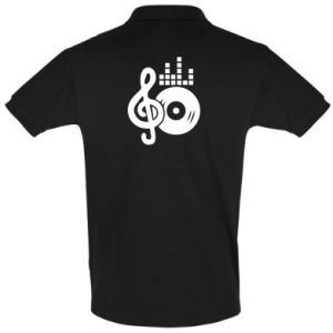 Koszulka Polo Muzyka