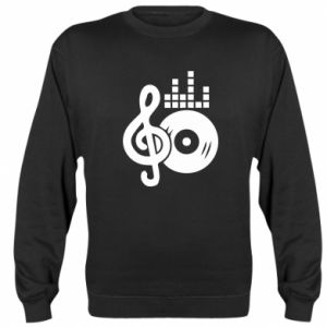 Bluza (raglan) Muzyka
