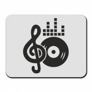 Mouse pad Music