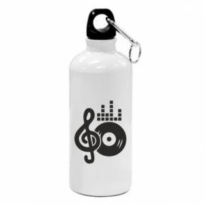Water bottle Music