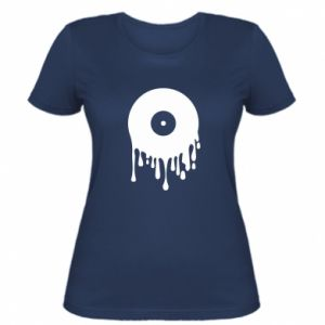 Women's t-shirt Music