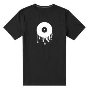Męska premium koszulka Muzyka