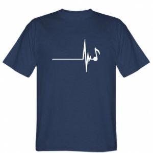 Koszulka Muzyka