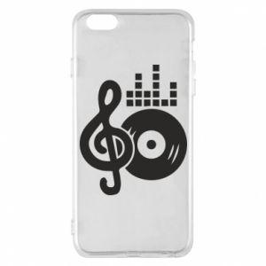 Etui na iPhone 6 Plus/6S Plus Muzyka