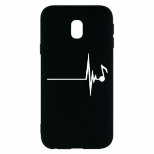 Phone case for Samsung J3 2017 Music