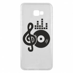 Etui na Samsung J4 Plus 2018 Muzyka