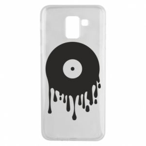 Phone case for Samsung J6 Music