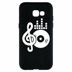 Phone case for Samsung A5 2017 Music
