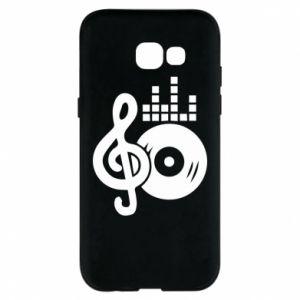 Etui na Samsung A5 2017 Muzyka