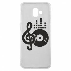 Etui na Samsung J6 Plus 2018 Muzyka