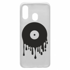 Phone case for Samsung A40 Music