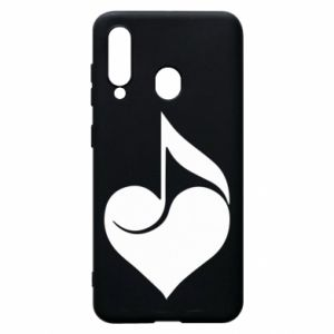 Phone case for Samsung A60 Music