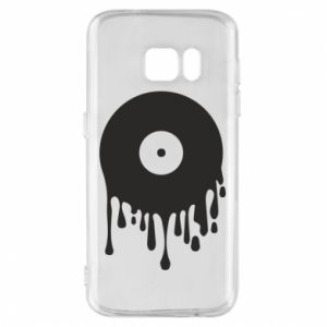 Phone case for Samsung S7 Music