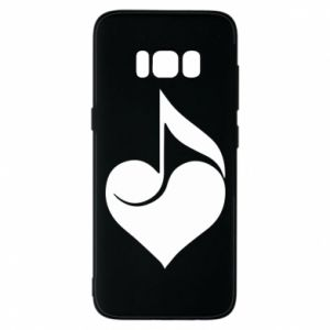 Phone case for Samsung S8 Music