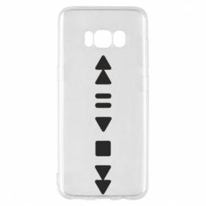 Samsung S8 Case Music