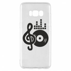 Etui na Samsung S8 Muzyka
