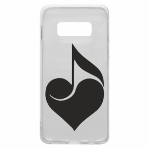 Phone case for Samsung S10e Music