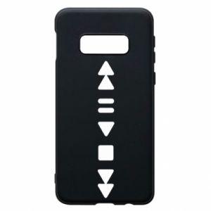 Samsung S10e Case Music