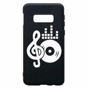 Etui na Samsung S10e Muzyka