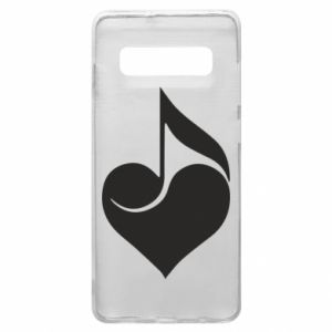Phone case for Samsung S10+ Music