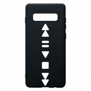 Samsung S10+ Case Music