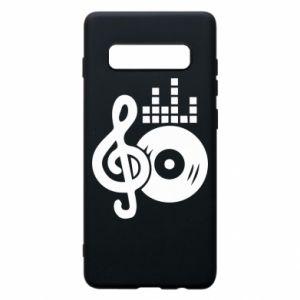 Etui na Samsung S10+ Muzyka