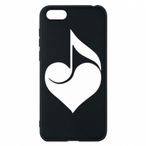 Phone case for Huawei Y5 2018 Music