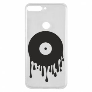 Phone case for Huawei Y7 Prime 2018 Music