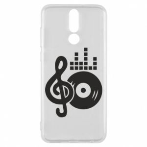 Phone case for Huawei Mate 10 Lite Music