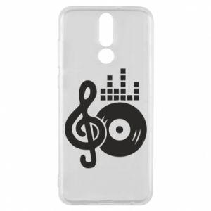 Etui na Huawei Mate 10 Lite Muzyka