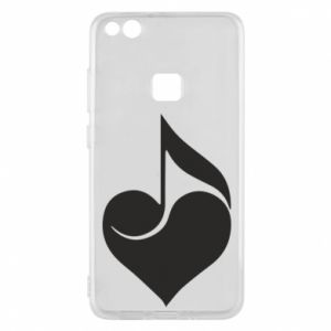 Phone case for Huawei P10 Lite Music