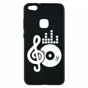 Etui na Huawei P10 Lite Muzyka