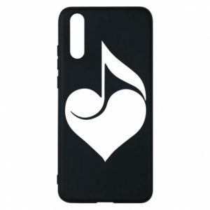 Phone case for Huawei P20 Music