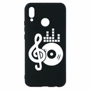 Phone case for Huawei P20 Lite Music