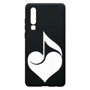 Phone case for Huawei P30 Music