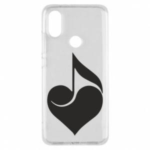 Etui na Xiaomi Mi A2 Muzyka