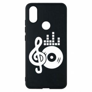 Phone case for Xiaomi Mi A2 Music
