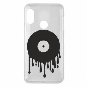 Mi A2 Lite Case Music