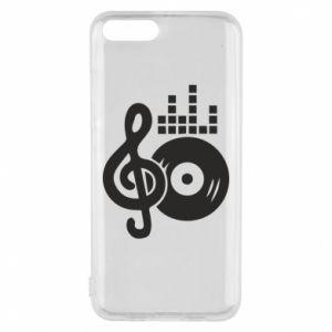 Etui na Xiaomi Mi6 Muzyka