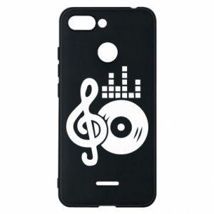 Phone case for Xiaomi Redmi 6 Music