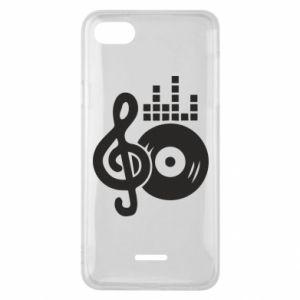 Phone case for Xiaomi Redmi 6A Music