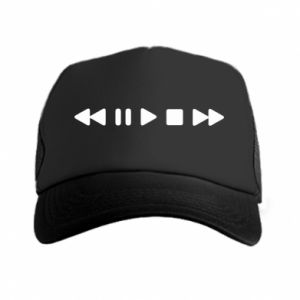 Trucker hat Music